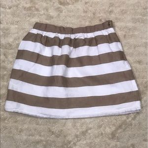 Cynthia Rowley linen skirt Size 10